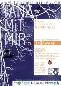 Flyer TMM Halloween